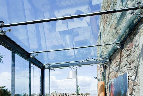 Glass Roof-lights